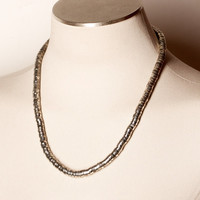 Vintage Silver Plated Necklace