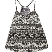 Printed High-Low Tank -