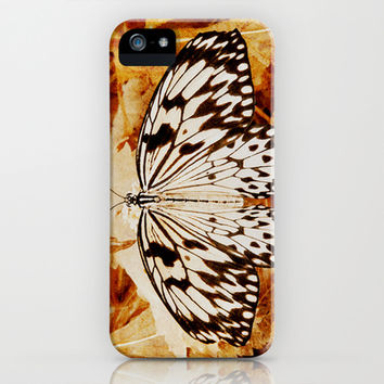 THE BEAUTY OF BUTTERFLIES iPhone & iPod Case by Catspaws | Society6