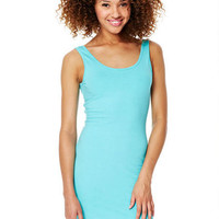 Bodycon Tank Dress -