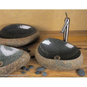 Stone Forest Natural Wabi Sink - Bathroom Sinks - Modenus Catalog