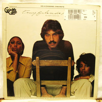 Amazing TONY ORLANDO Vinyl Record He Don't Love You  Electra  Records 1975 Sealed Quadrophonic