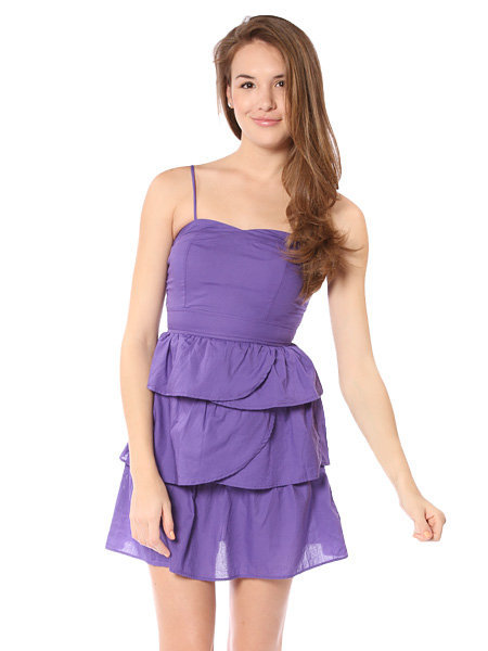 Papaya Clothing Online :: TIERED RUFFLE DRESS