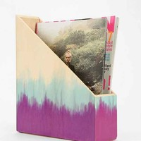 Dip-Dye Magazine Holder - Urban Outfitters