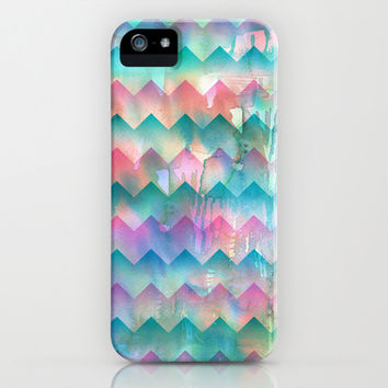 Mermaid Skin iPhone & iPod Case by Schatzi Brown