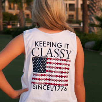 Keeping It Classy Since 1776