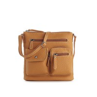 Kelly & Katie Multi Pocket Cross Body Bag