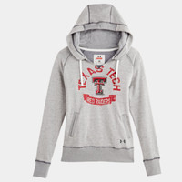 Women's UA Legacy Texas Tech Football Hoodie
