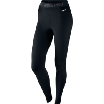 Nike Women's Pro Hyperwarm Fitted Tights