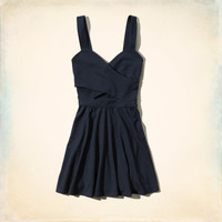 Point Mugu Skater Dress