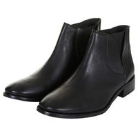 ADVENT Chelsea Boots - Black
