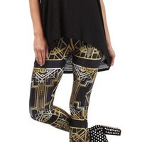 Gatsby Leggings