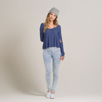Hollister Alex High Rise Jean Leggings
