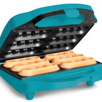 Holstein Housewares HF-09015E Fun Waffle Stick Maker, Teal