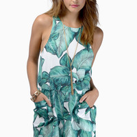 Cameo Second Song Romper $180