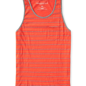 Pencil Stripe Tank