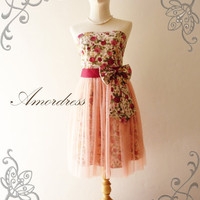 LIMITEDAmor Vintage Inspired Princess Romance Rose by Amordress