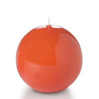 "Product: 3"" - High Gloss Spheres - Bright Orange"