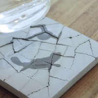 Fancy - Concrete Water Absorbant Coaster