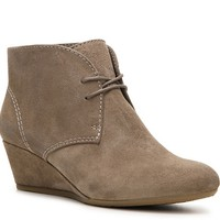 Nine West Lazona Wedge Bootie