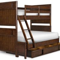 Francisco Twin over Full Bunk Beds
