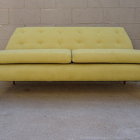 Reduced UPcycled Mid Century Modern Citrus Green by rustygold73
