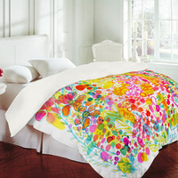 DENY Designs Home Accessories | Stephanie Corfee Bubble Garden Duvet Cover