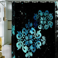 "DENY Designs Home Accessories | Madart Inc. ""Modern Dance - Mysterious"" Shower Curtain"