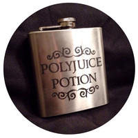 Harry Potter Polyjuice Potion 6oz Flask
