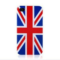 UK Flag Back Hard Case Cover for Apple iPhone 4G - &amp;#36;1.43 : freegiftbox!, online shopping wholesale for electronics,iphone ipad accessories, comsumer electronics and accessories, game accessories and fashion apperal