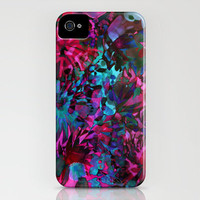 Summer Tropics iPhone Case by Amy Sia | Society6
