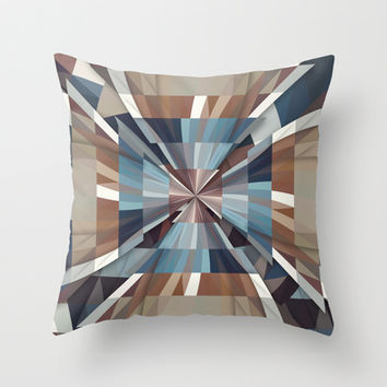 All This Time Throw Pillow by Danny Ivan