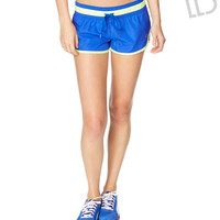LLD Metallic Running Shorts