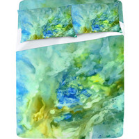 DENY Designs Home Accessories | Rosie Brown Under The Sea Sheet Set