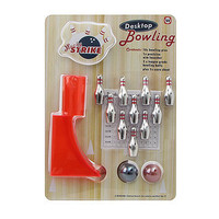 Desktop Bowling Game at the Bibelot Shops