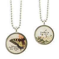 Anne Garrison Spread Your Wings Necklace at the Bibelot Shops
