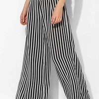 Glamorous Stripe Wide-Leg Pant - Urban Outfitters