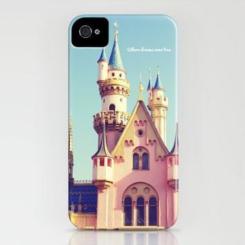 Where dreams come true iPhone Case by Libertad Leal Photography | Society6