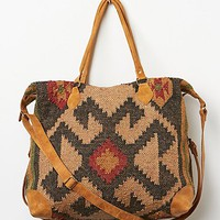 Free People Womens Savoy Weekender - Multi, One Size