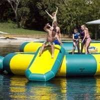Kidwise Water Trampoline Slide:Amazon:Patio, Lawn & Garden