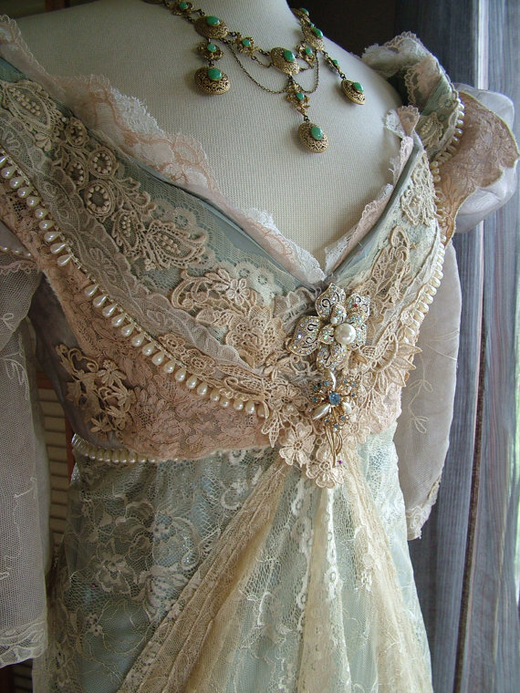 Original Handmade Vintage Inspired by RetroVintageWeddings on Etsy