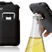 iBottle opener protective case from BaronBob.com - the world's wackiest gift gallery.