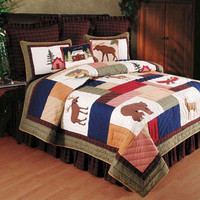 Greenwood Springs Deluxe Bedding Set 