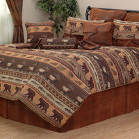 Jackson Hole Grand Suite Bedding Set 