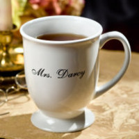 BBC America Shop - Pride and Prejudice Mrs. Darcy Mug