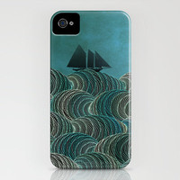 The Open Sea iPhone Case by Beth Thompson | Society6