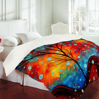 "DENY Designs Home Accessories | Madart Inc. ""Summer Snow"" Duvet Cover"