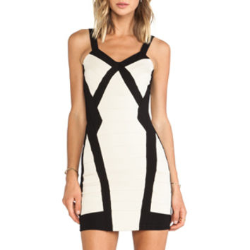 Bardot Uptown Dress in Black