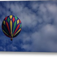 Eyes To The Skies - 36 x 24 inch Metal Print By Lyle Hatch | Fine Art America