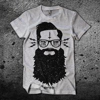 Weirdo Beardo Design & Apparel â?? Stay Dope Men's Graphic T-Shirt